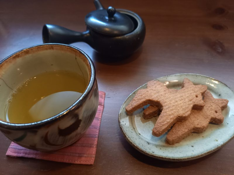 日本茶の時間
